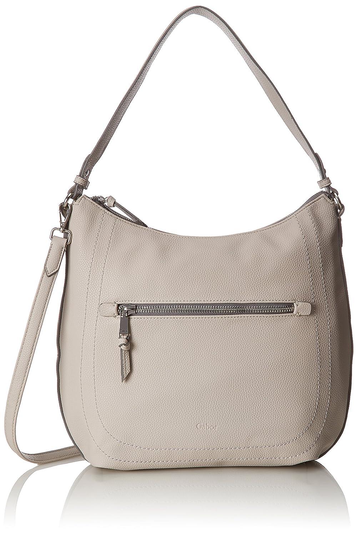 Gabor Mona, Women's Shoulder Bag, Beige (Stone), 12x30x30 cm (B x H T)