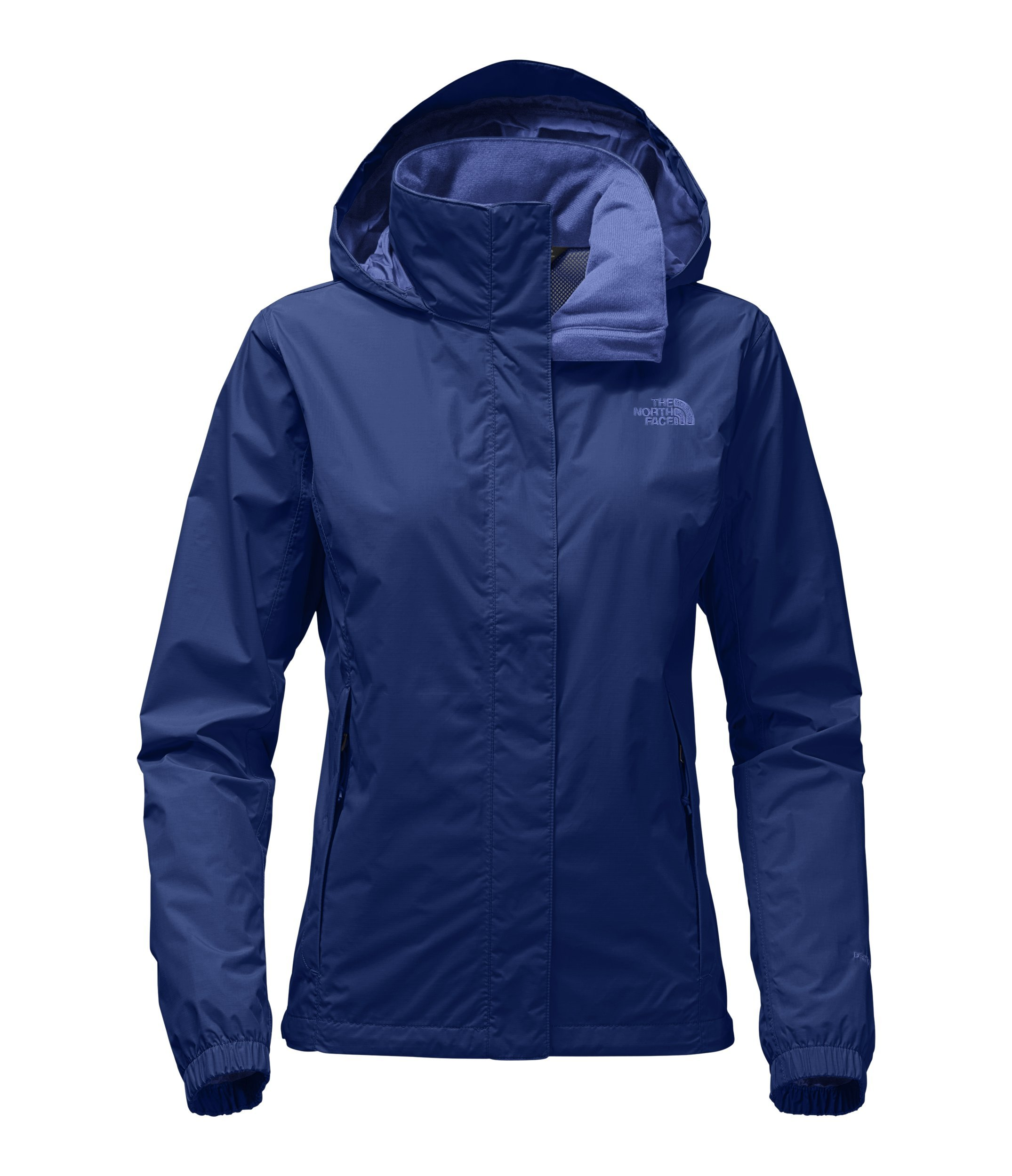 The North Face Women's Resolve 2 Jacket Soda Lite Blue - XXL