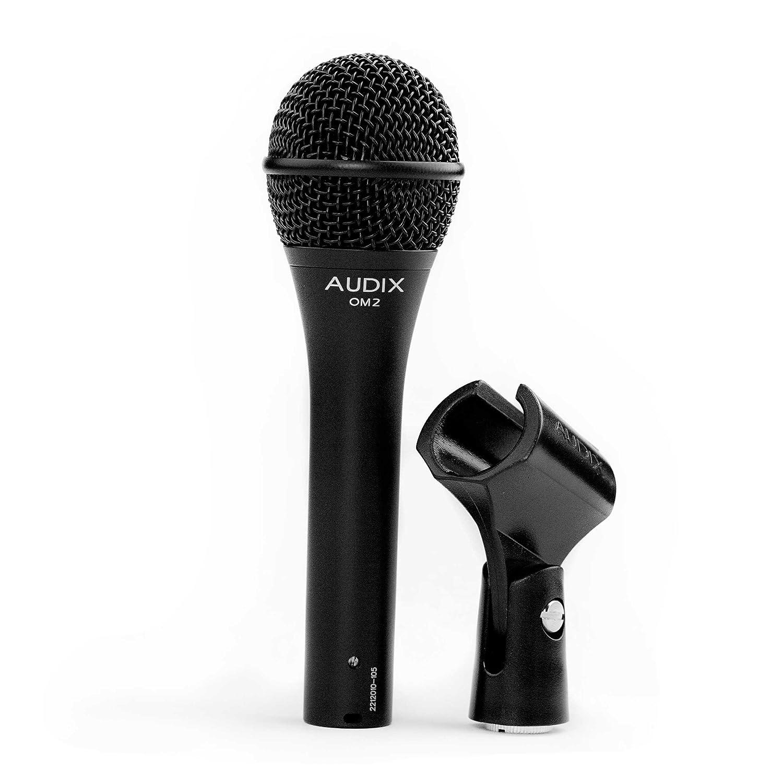 Audix OM2 - dynamisches Gesangsmikrofon