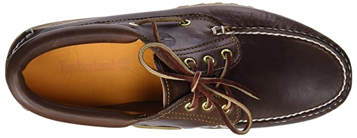 Tb030003214 ClassicChaussures Timberland Authentics Bateau Eye Homme 3 MpjqzGUSLV
