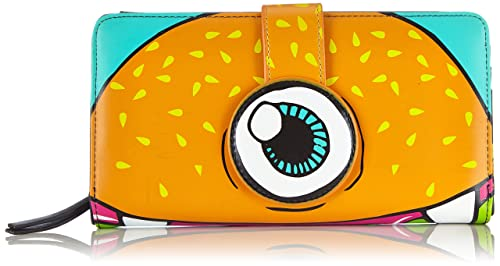 Iron Fist Cycloburger Wallet, Cartera para Mujer