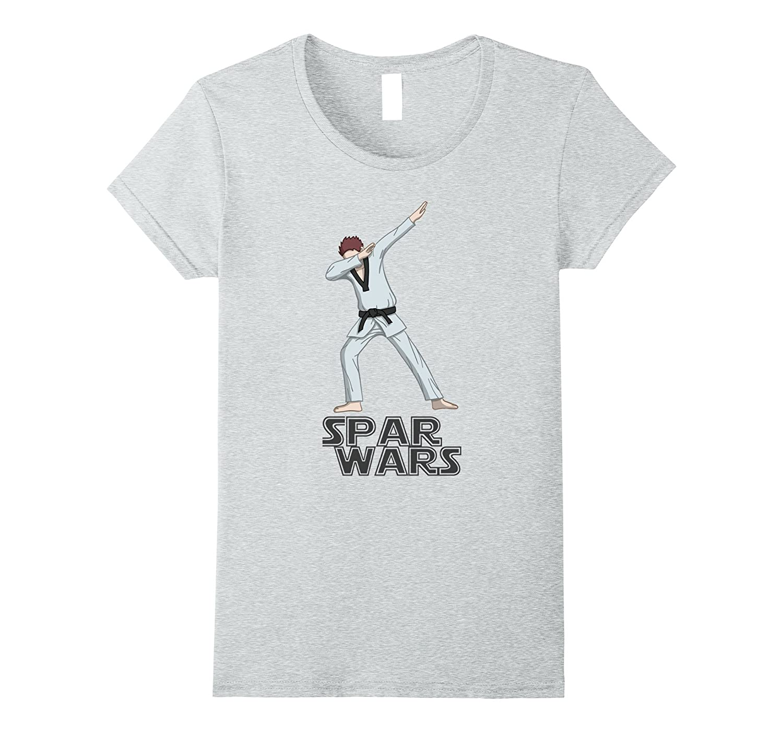 Kids Dabbing Spar Wars Taekwondo-Awarplus