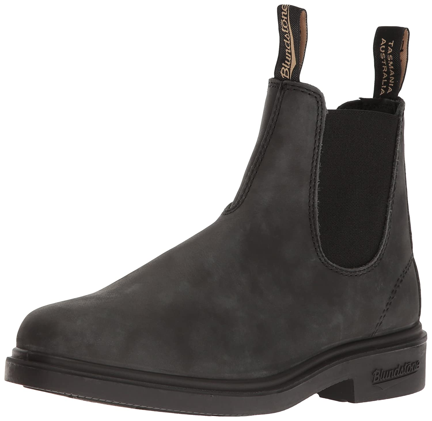 Blundstone Unisex Dress Series B00UKCLA5C 6 M US Men's /8 M US Women's -5 AU|Rustic Black