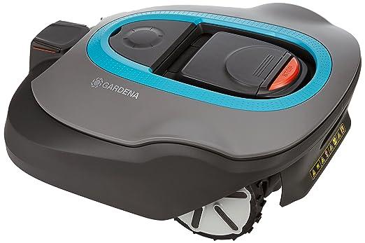 Gardena 04054-24 - Robot cortacésped Sileno Plus, Azul, 30 x 30 x ...