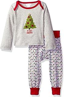 mud pie baby boy holiday christmas two piece play set - Mud Pie Christmas Pajamas