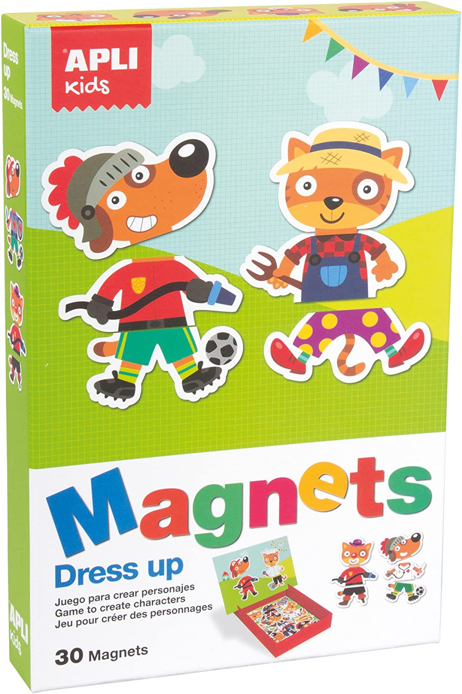 APLI Kids - Juego magnético dress up , color/modelo surtido