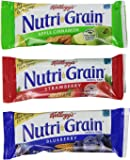 Kellogg's Nutri-Grain Cereal Bars Display Assortment (1.3 Ounce, 48-Count)