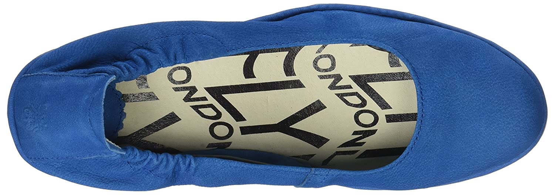 FLY London Damen Pled819fly Pumps, Blau (Electric Blau (Electric Blau Blau) f3b70e