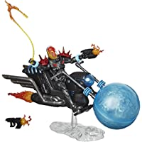 Hasbro Marvel Legends Series 6-inch Collectible Action Figure Cosmic Ghost Rider Toy, Premium Design, Includes Vehicle and Accessories
