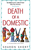 Death of a Domestic Diva: A Toadfern Mystery (The Stain-Busting Mysteries Book 1)