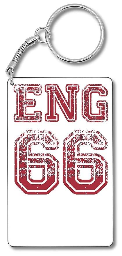England 1966 Llavero Llavero: Amazon.es: Equipaje