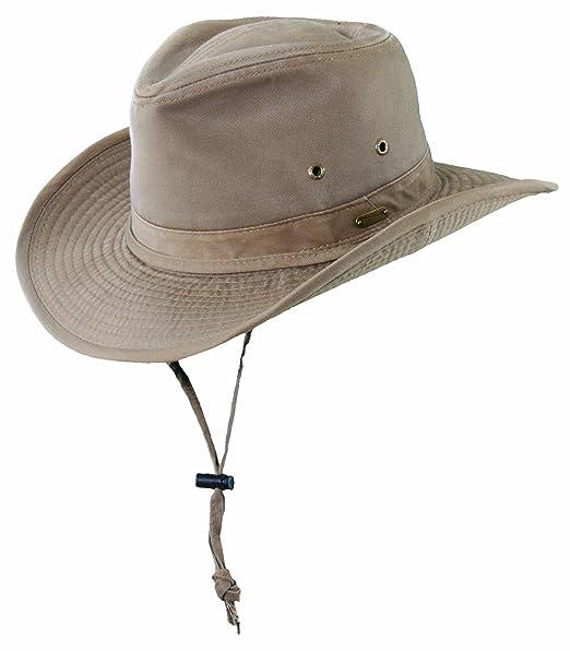 Veröffentlichungsdatum Genieße den niedrigsten Preis Schnäppchen 2017 Stetson Twill Outback Hat with Chin Cord (M, Bronze) at ...