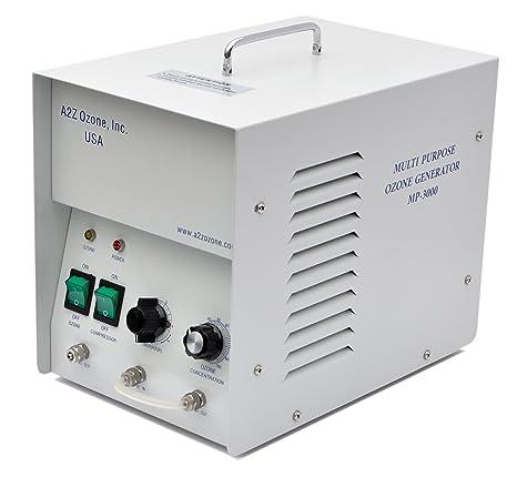 Amazon.com: A2z – MP 3000 de ozono generador de ozono ...