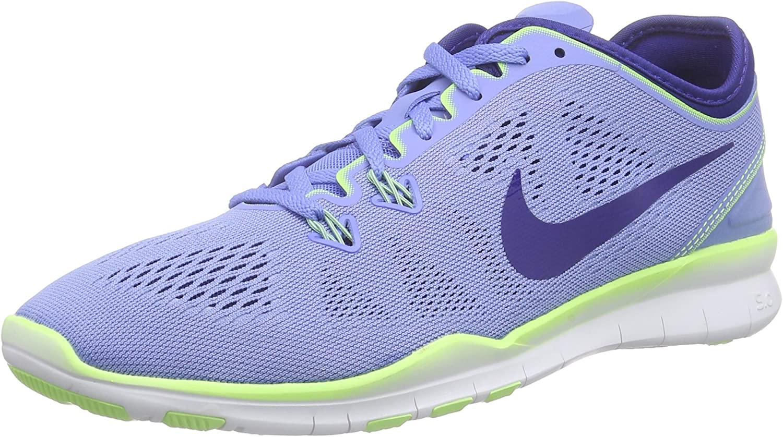 Mártir Enderezar Alexander Graham Bell  Amazon.com | NIKE Free 5.0 TR Fit Ladies Running Shoes - Chalk Blue | Road  Running