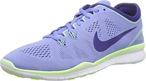 NIKE Free 5.0 TR Fit Ladies Running Shoes Chalk Blue