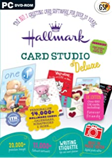Greeting card factory v9 download amazon software hallmark card studio deluxe download m4hsunfo