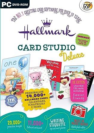 Hallmark card studio deluxe download amazon software hallmark card studio deluxe download m4hsunfo