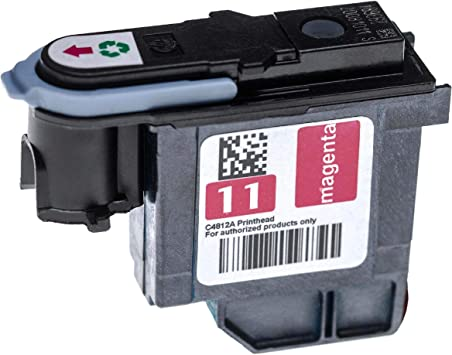 vhbw Cabezal de impresión Compatible con HP DesignJet 100, 100 Plus, 110, 110 Plus, 110 Plus, 111, 500, 500 24, 500 42, 500 E Impresora: Amazon.es: Electrónica