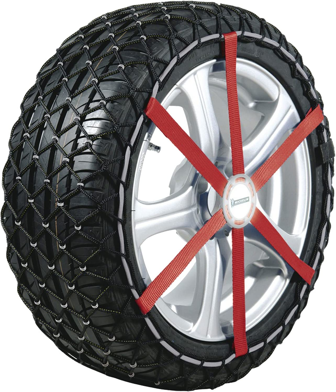 Michelin 92302 Schneekette Easy Grip J11 Auto