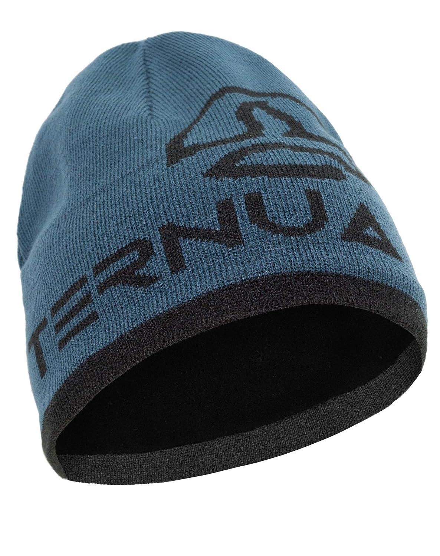Ternua /® Aunret Gorro de Lana Hombre Dark Lagoon Azul XX