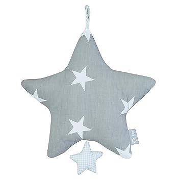 Babyzimmer deko sterne  roba Spieluhr 'Little Stars', Baby Einschlafhilfe, Textil-Stern ...