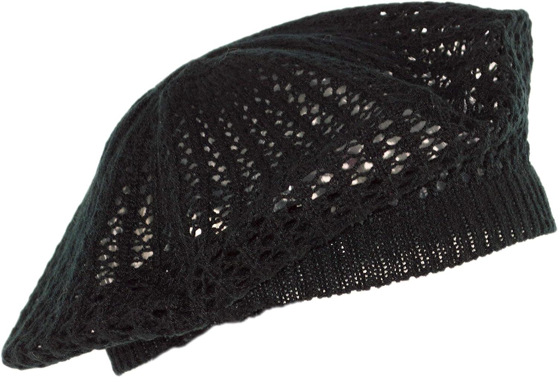 Slouchy Open Knit Crochet...