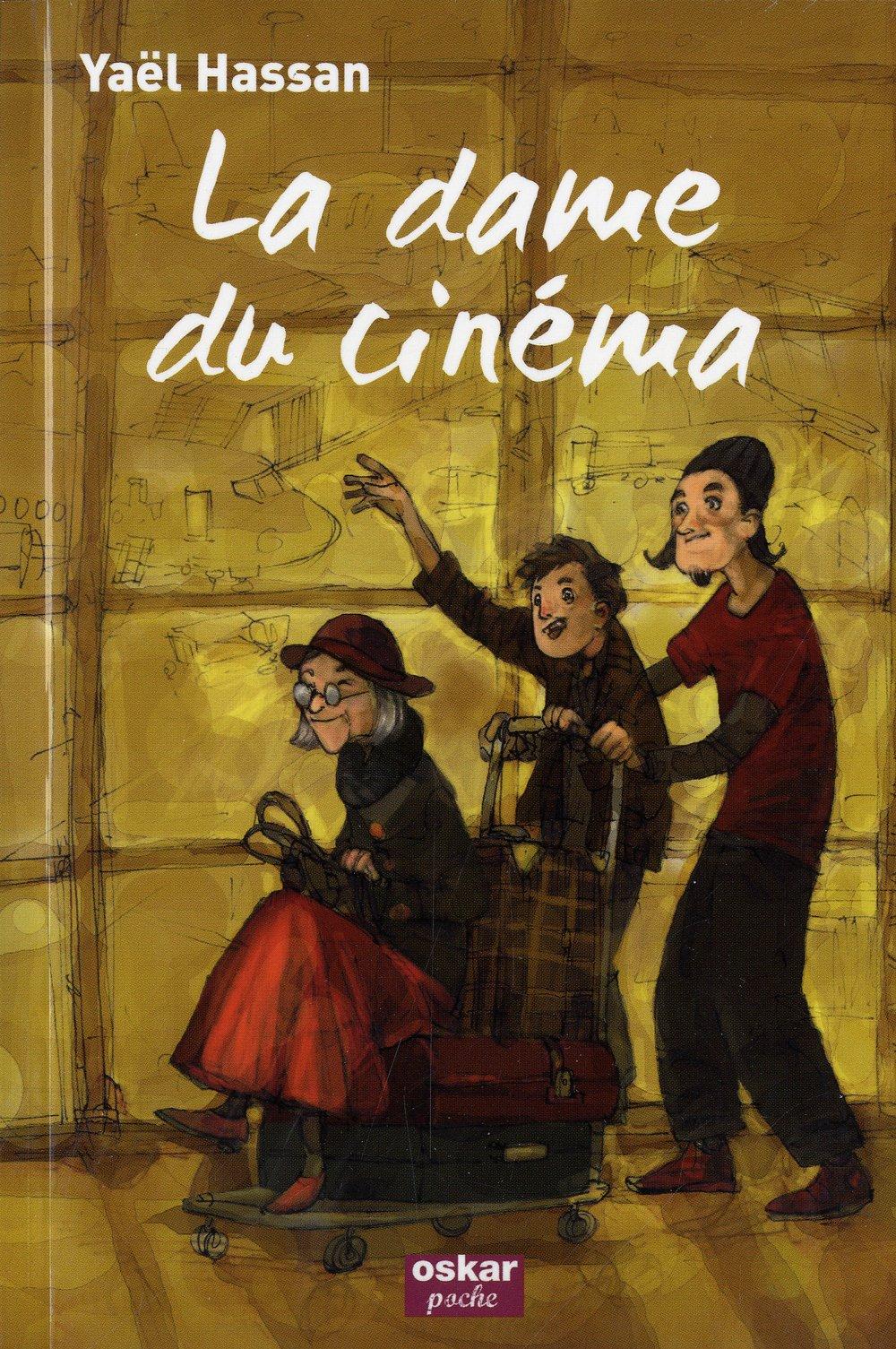 """Résultat de recherche d'images pour """"la dame du cinéma yael hassan"""""""