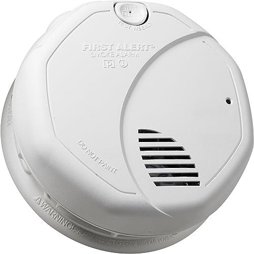 FATSA320CN – FIRST ALERT SA320CN Dual Sensor Smoke Alarm