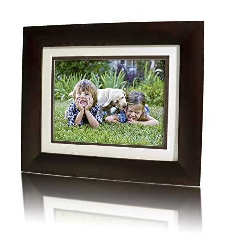 Amazoncom Hp 8 Inch Digital Picture Frame Camera Photo