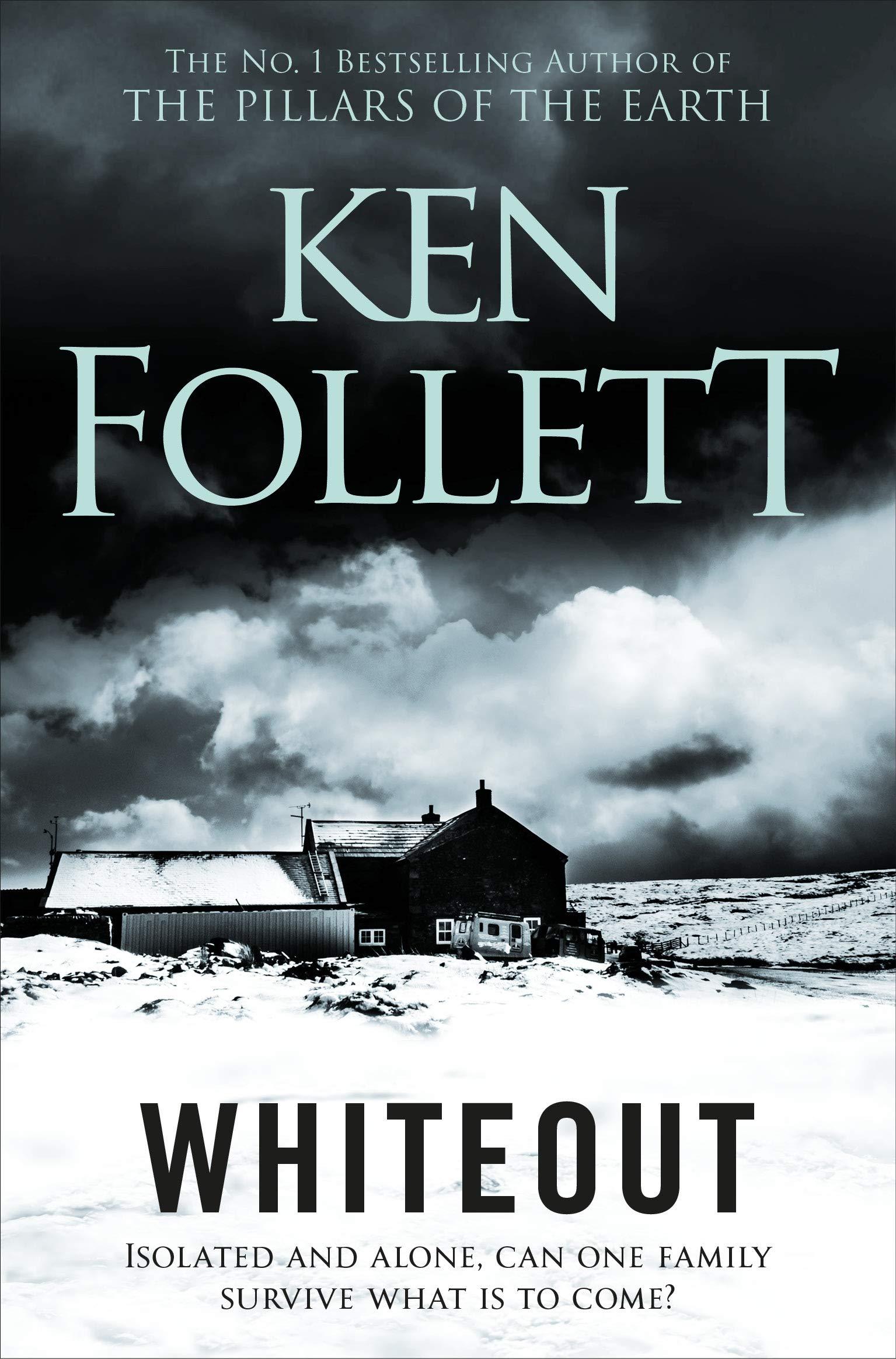 Whiteout  English Edition