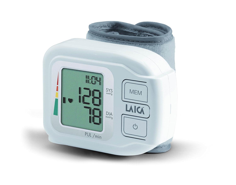 Laica BM1004 - Tensiómetro (AAA, 83 mm, 64 mm, 28 mm): Amazon.es: Salud y cuidado personal