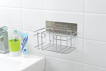 eckregal eckablage duschkorb duschablage duschregal universalkorb dusche badewanne wandregal edelstahl bad regal kcheneck aufbewahrungskorb korb rostfrei - Eckregal Dusche Glas