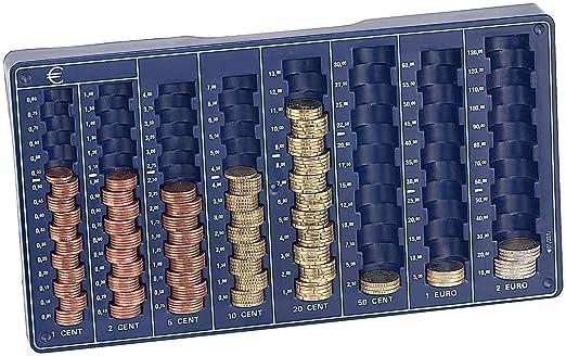 Pearl Zählbrett Euro Münzbrett Für Alle Euro Und Cent Münzen