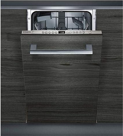 Siemens iQ300 SR635X01IE lavavajilla Totalmente integrado 9 ...