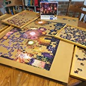 Amazon Com Bits And Pieces Jumbo Size Wooden Puzzle