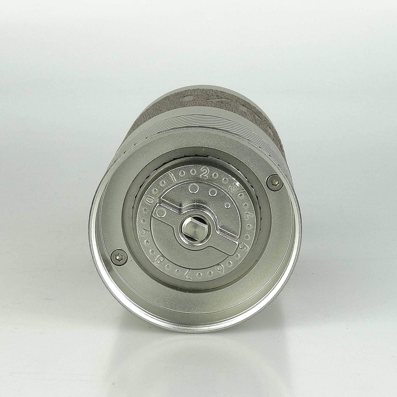 Moka Consorten 1Zpresso Hand-Kaffeem/ühle Q 2 Made in China Chemex und AeroPress Ideal f/ür Filter