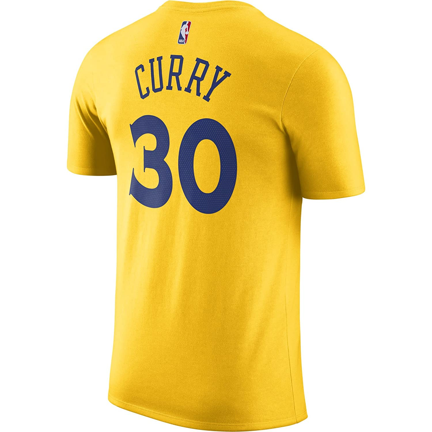 Nike NBA Golden State Warriors Stephen Curry 30 SC30 2017 2018 City Edition Official Name & Number, Camiseta de Hombre: Amazon.es: Ropa y accesorios