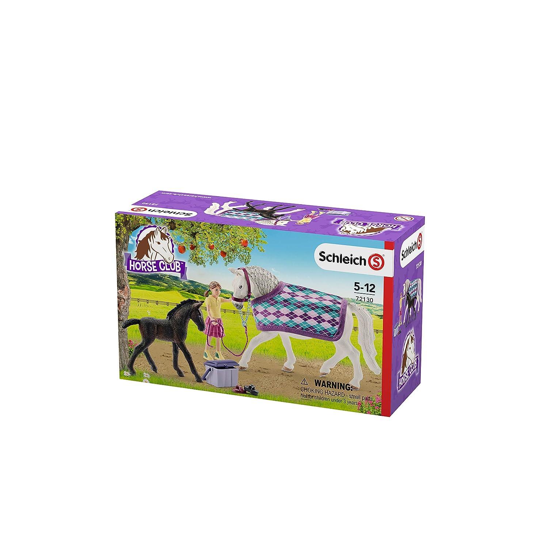 Schleich Horse Club Lippizaner Care Toy Schleich North America 72130