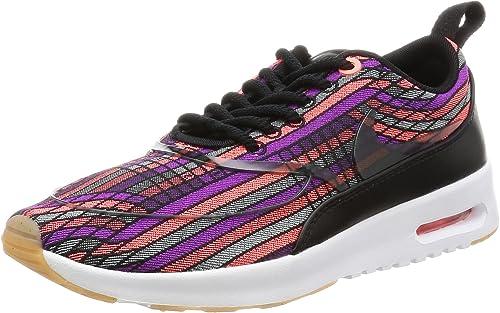 Nike Damen Air Max Thea Premium lila metallic weiß