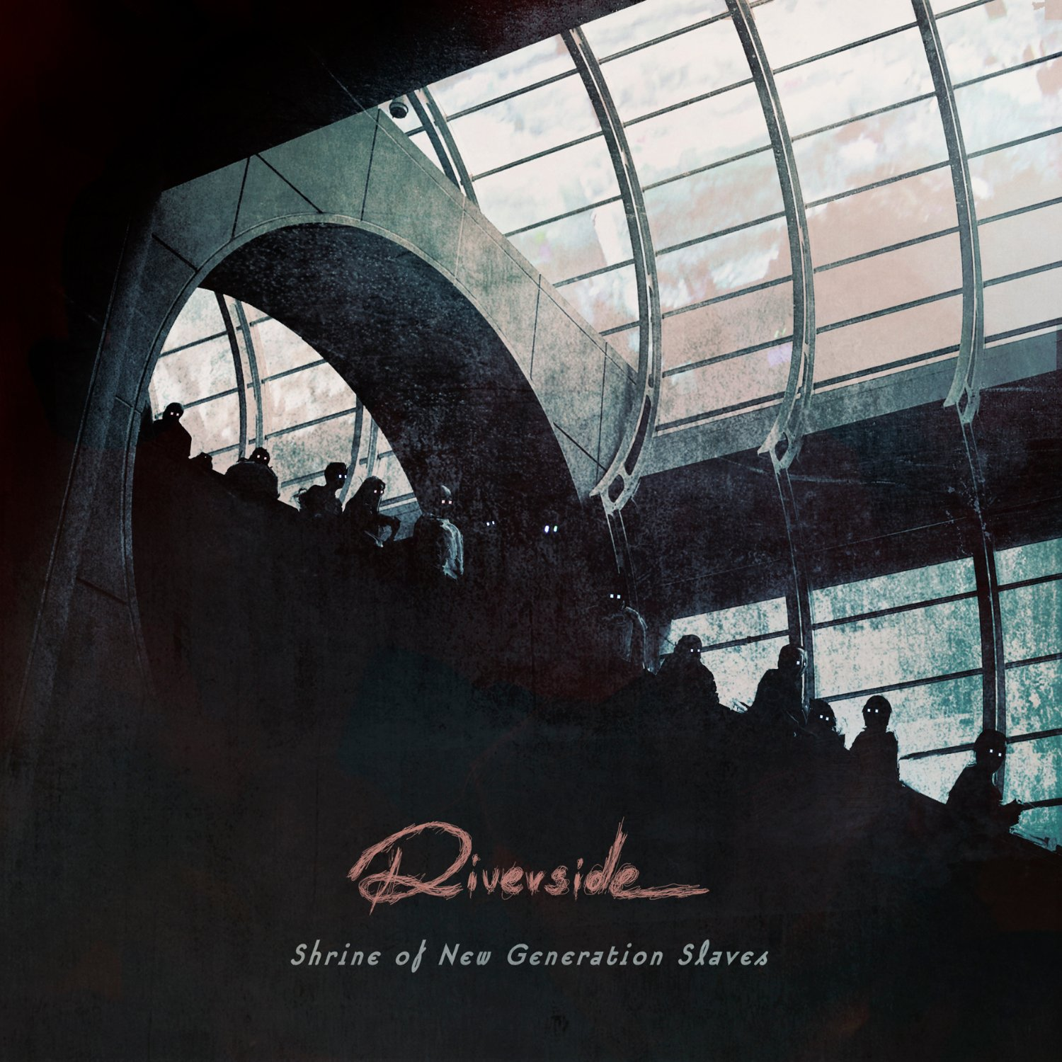 CD : Riverside - Shrine of New Generation Slaves (2 Disc)