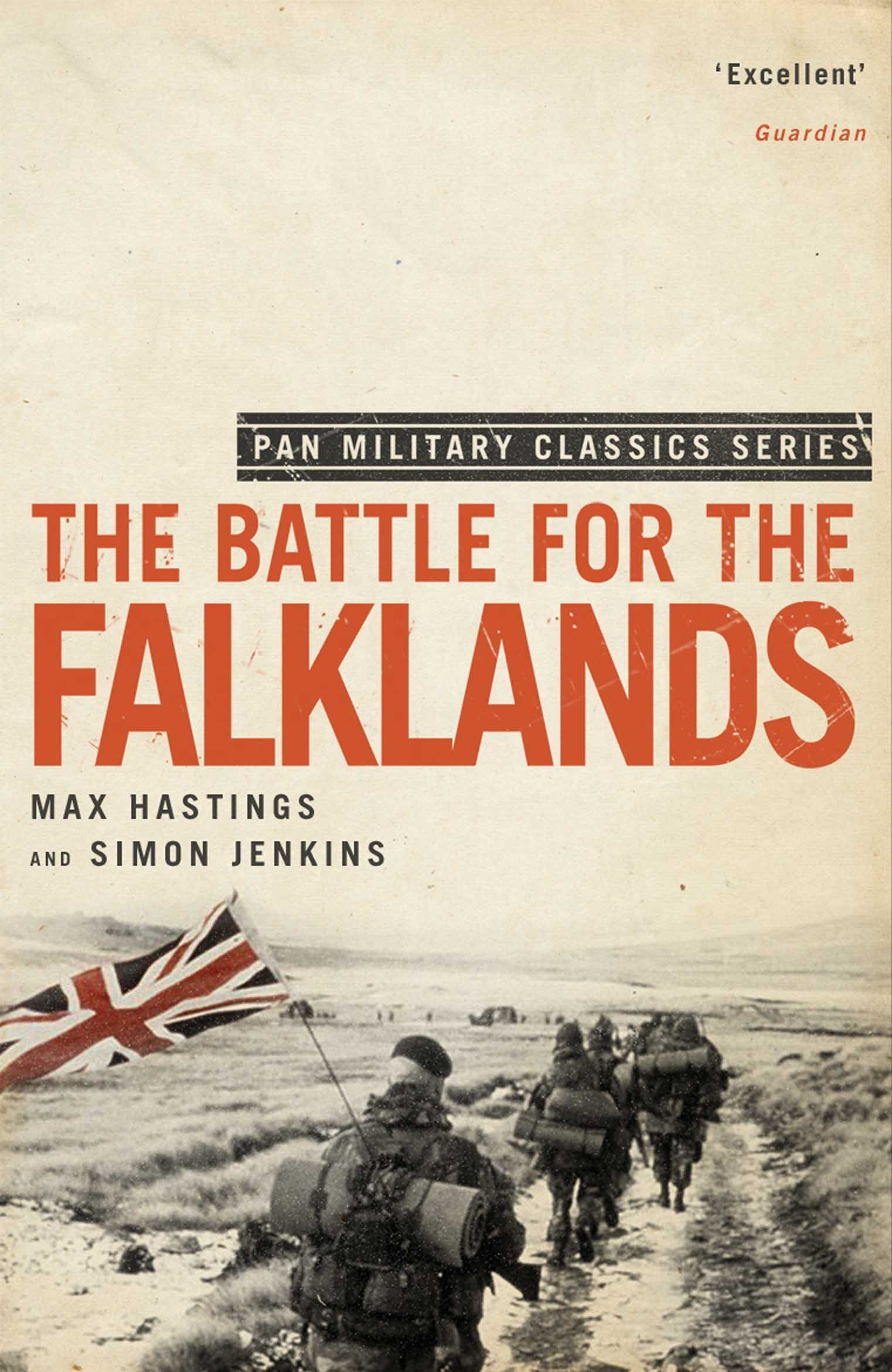 The Battle For The Falklands  Pan Military Classics