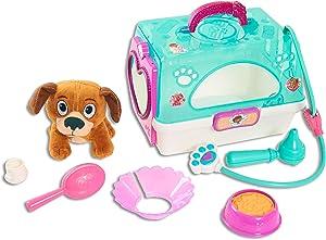 Doc McStuffins Toy Hospital On-The-Go Pet Carrier, Findo