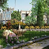 ZGXY Garden Trellis for Vines and Climbing Plants