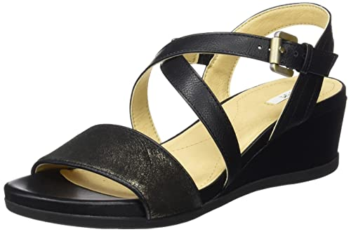 9bb43e539e48 Geox Women D Marykarmen A Flatform Sandals  Amazon.co.uk  Shoes   Bags