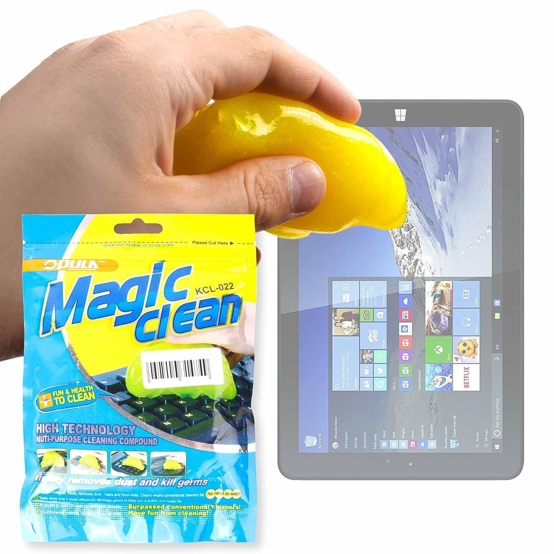 DURAGADGET Potente Gel Limpiador para Fnac One Tablet: Amazon.es: Electrónica