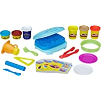 PLAY-DOH B9739 Kitchen Creations Breakfast Bakery Brown