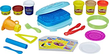 Play-Doh Kitchen Creations Breakfast Bakery (6.71cm)