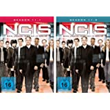 Navy CIS Staffel 11 (11.1 + 11.2) im Set - Deutsche Originalware [6 DVDs]