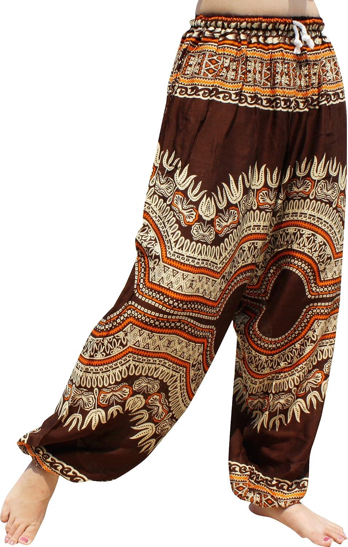 Full Funk メンズ PANTS Brown メンズ Full B07DPK1X49 Small|Dashiki Brown Dashiki Brown Small, 木彫り 置物 のwood&life:4a86d74c --- ijpba.info