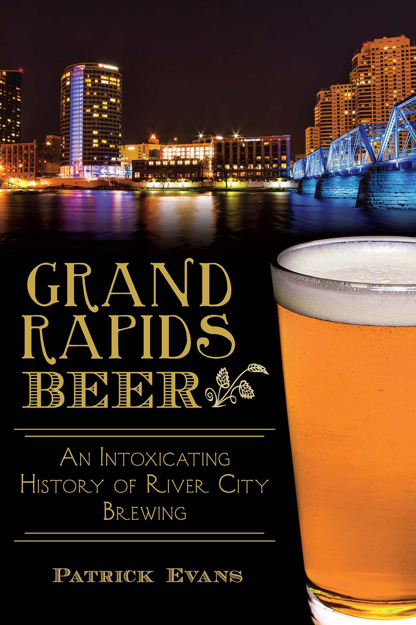 Grand Rapids Beer Intoxicating American product image